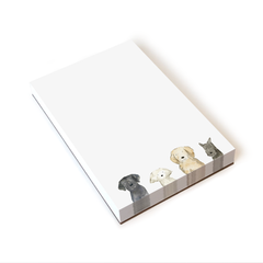 Dog Days Notepad