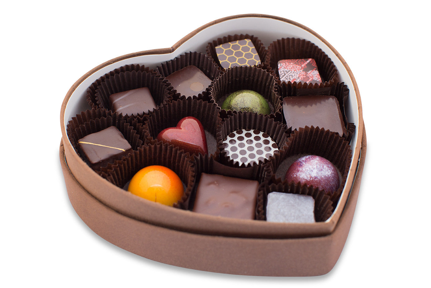 Heart Shaped Box Of Chocolates – Thin Blog