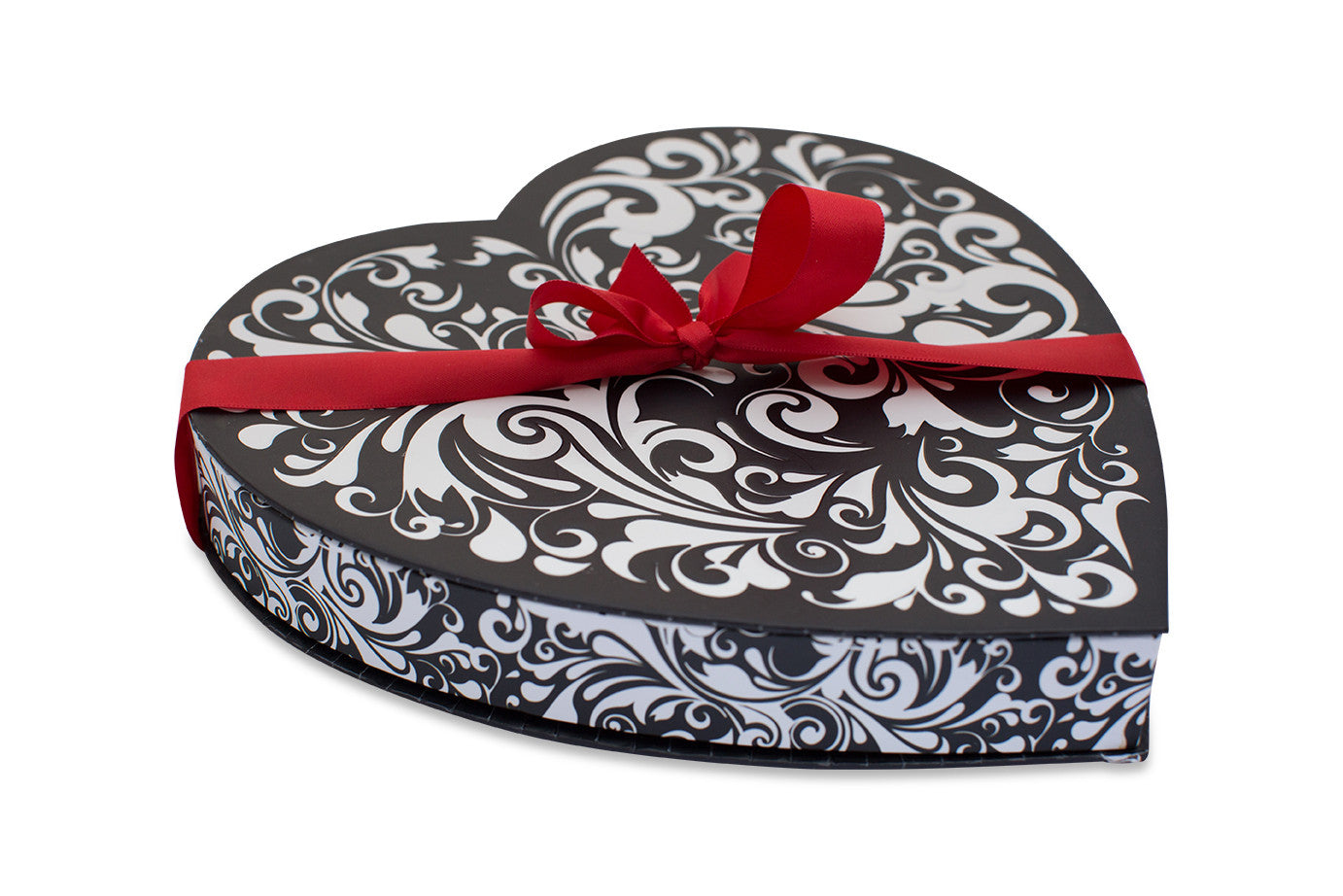 Big Love Heart Chocolate Box 32 Pc Pick Me Up Chocolate