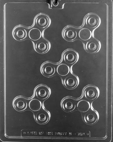 Fidget Spinner Mold