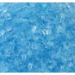 Blue Sugar Crystal