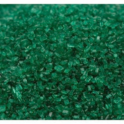 Green Sugar Crystal