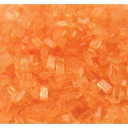 Orange Sugar Crystal