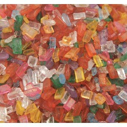 Rainbow Sugar Crystal