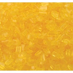 Yellow Sugar Crystal