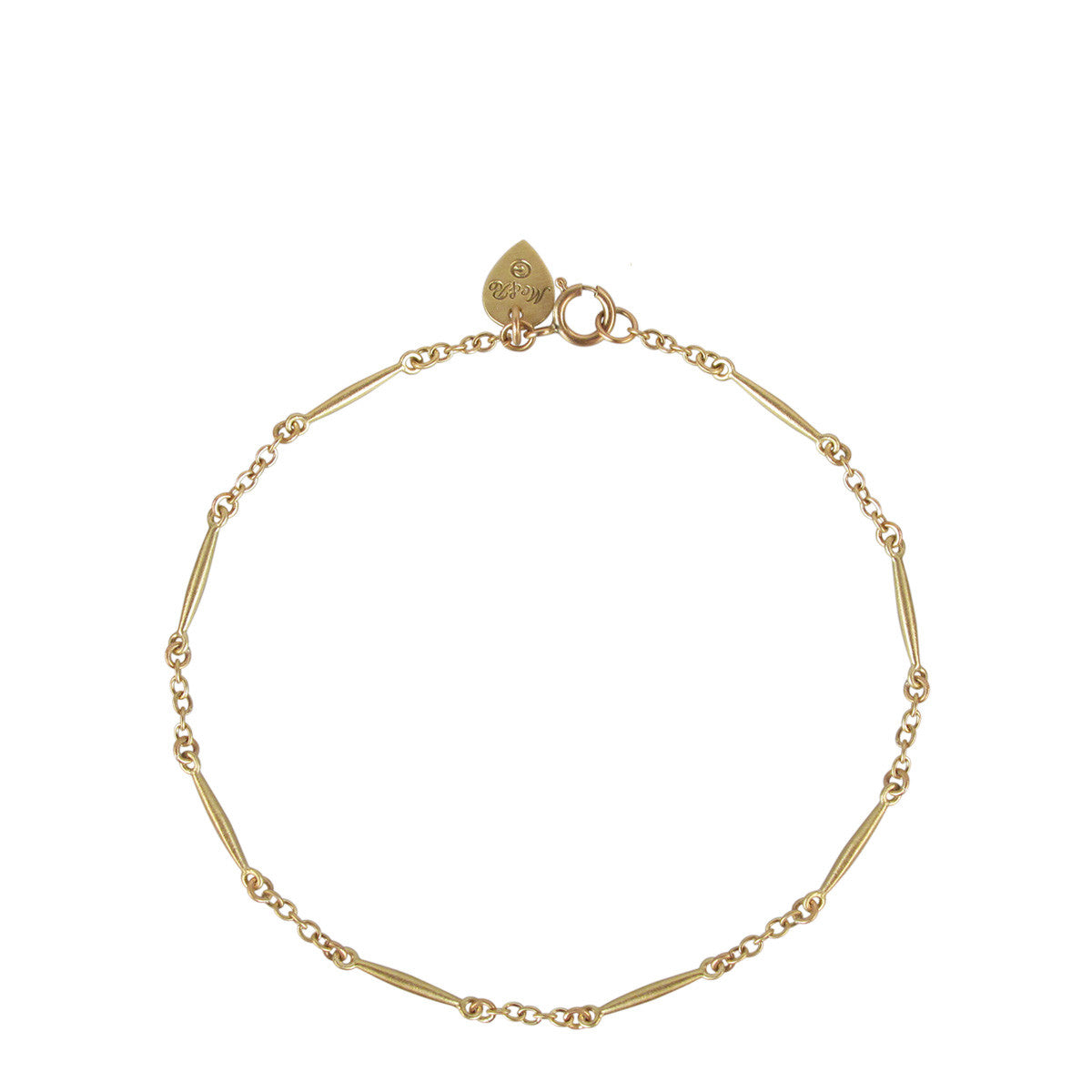 18K Gold All Gold Lure Bracelet