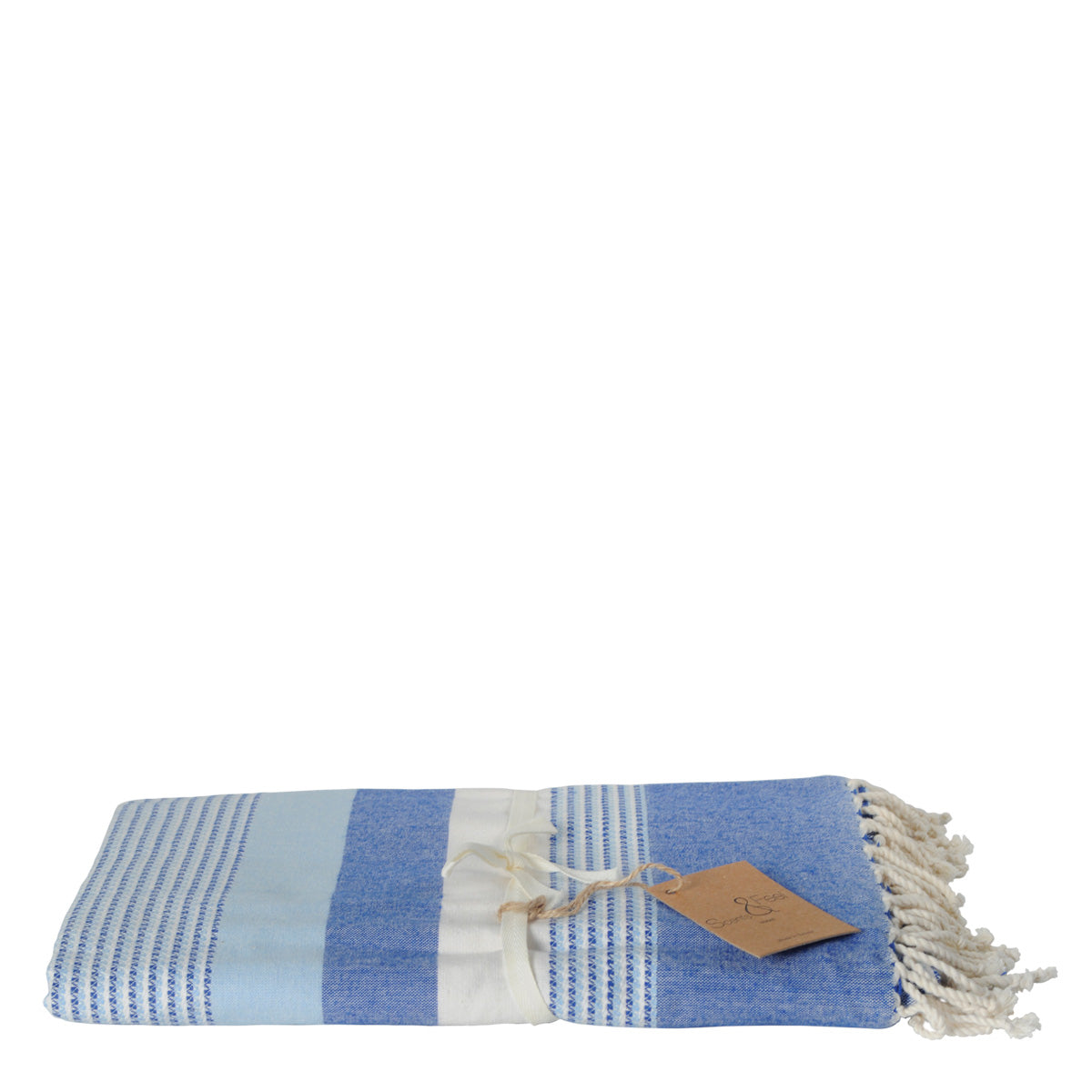 Ibiza Blue Beach Towel