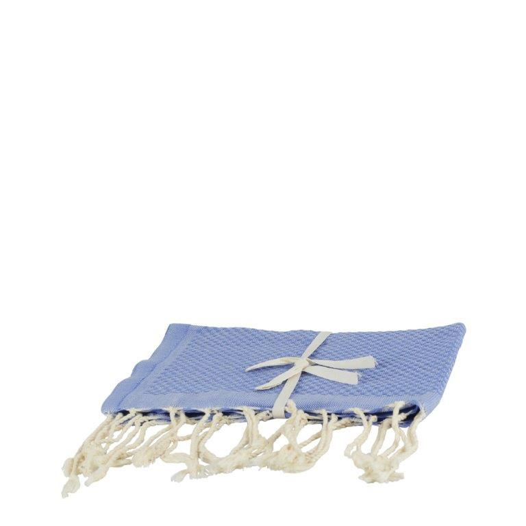 Serenity Honeycomb Bath Towel