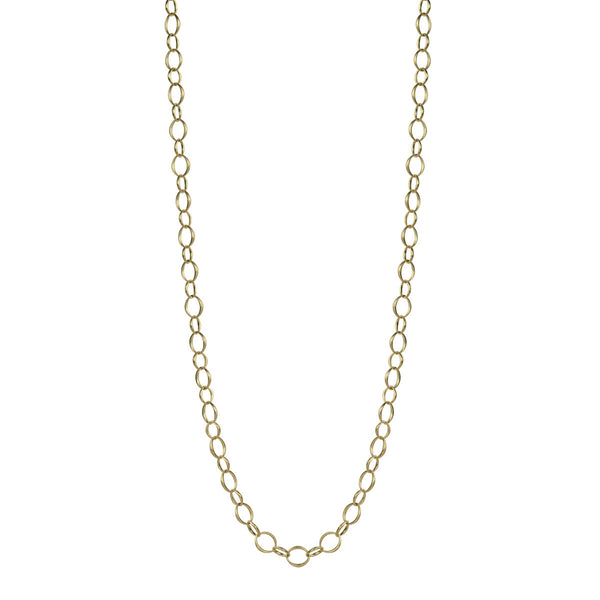 18K Gold Small Fine O' Chain