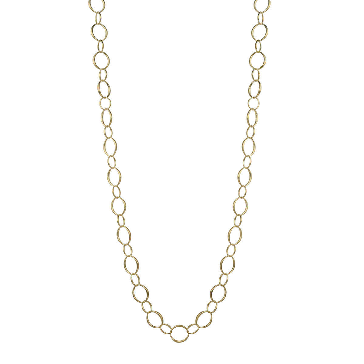 18K Gold Large Fine O' Chain