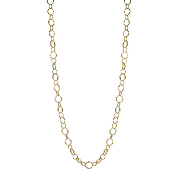 18K Gold Medium Heavy O' Chain