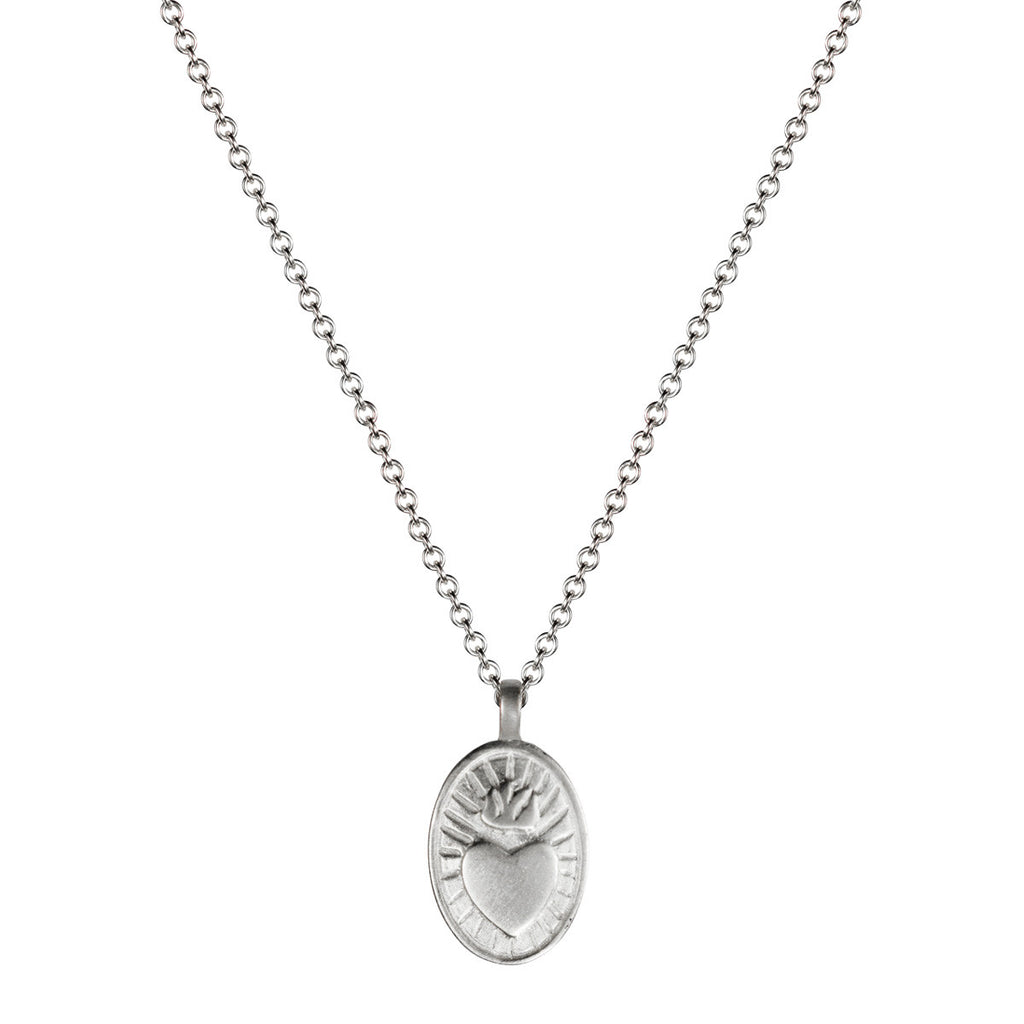 Sterling Silver Charity Trinket Pendant