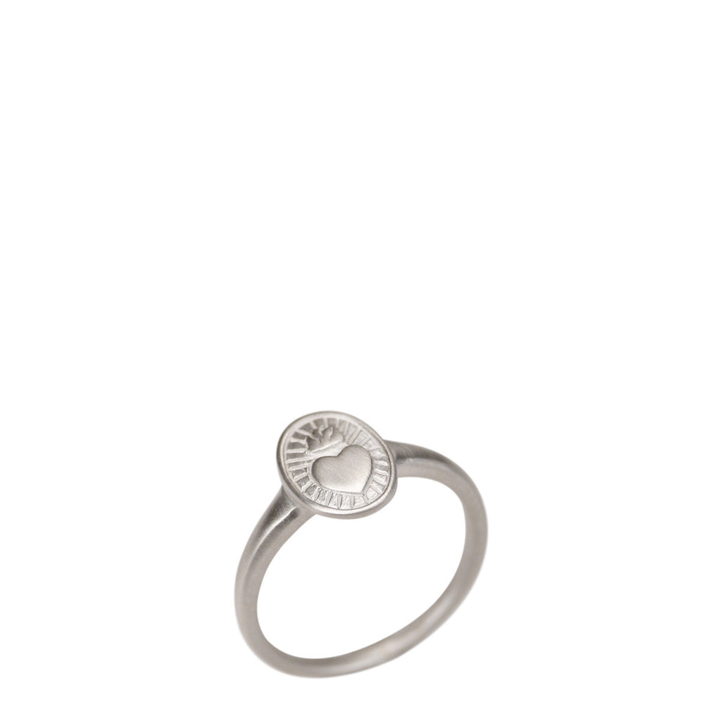 Sterling Silver Charity Ring