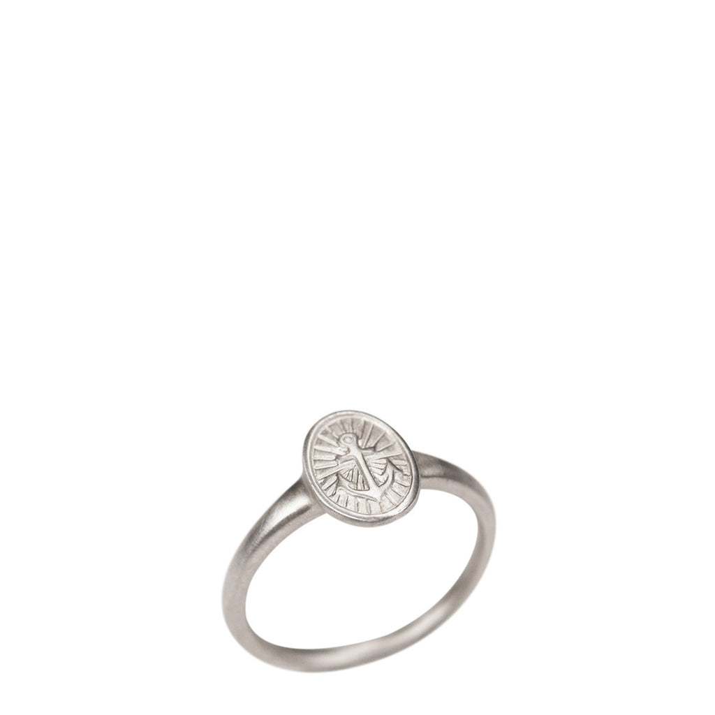 Sterling Silver Hope Ring