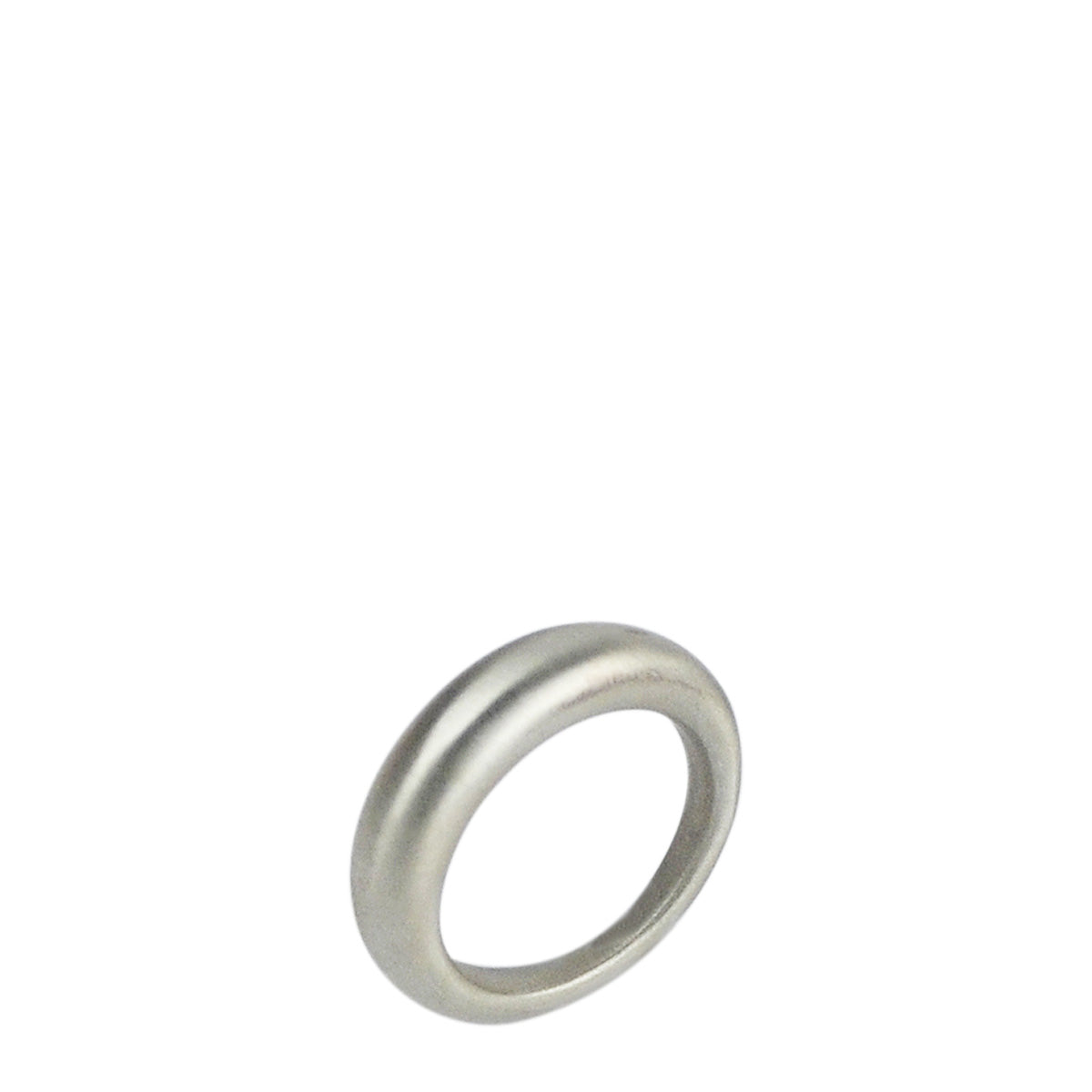 Sterling Silver Heavy Tibetan Ring