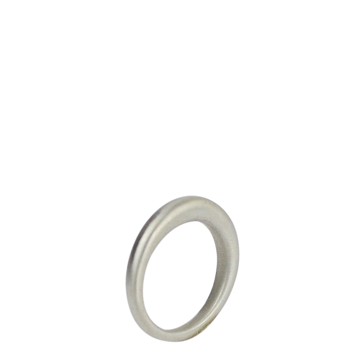 Sterling Silver Medium Tibetan Ring