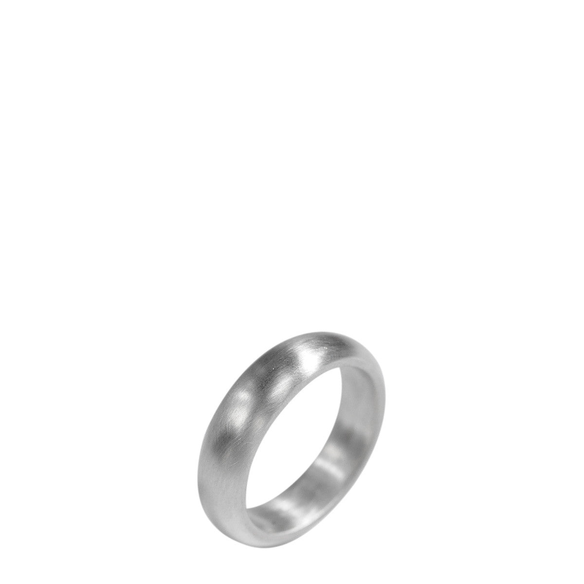 Men's Platinum 6mm Wedding Band