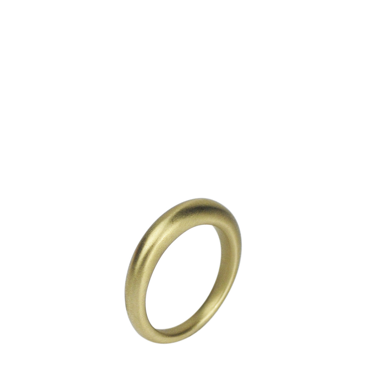 18K Gold Medium Tibetan Ring