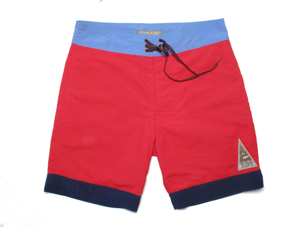 RDOsurf Leroy Trunk Red, Navy and Powder Blue