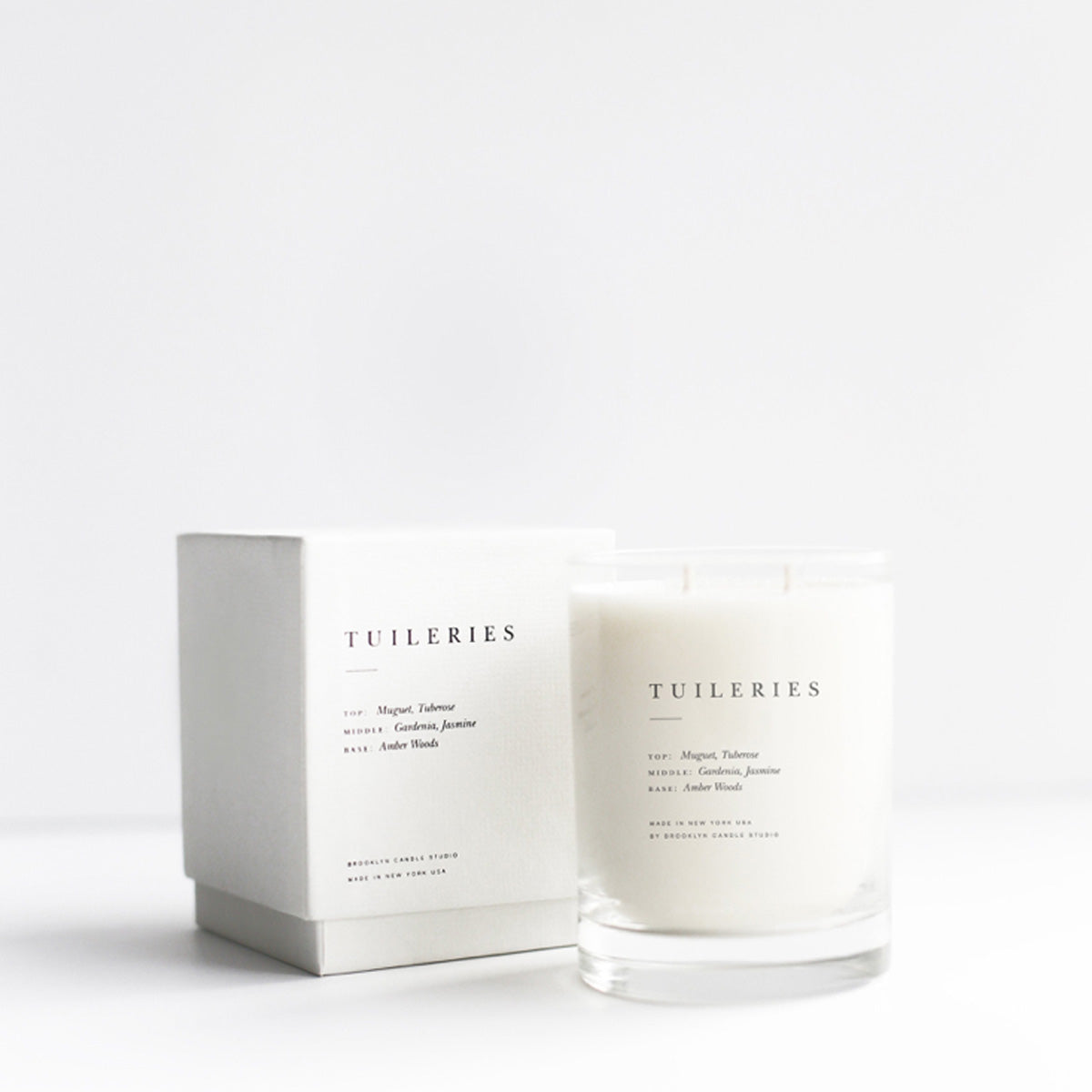 Brooklyn Candle Tuileries