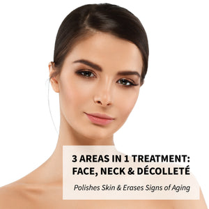 Opus Laser Face, Neck, & Decollete -  Resurfacing, Laser, Tighten, Lift, and Polish.