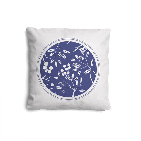 Designer Set of Pillows - Cherry Motif