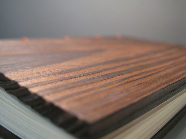 Pine Wooden handcrafted Sketch/Journal Book