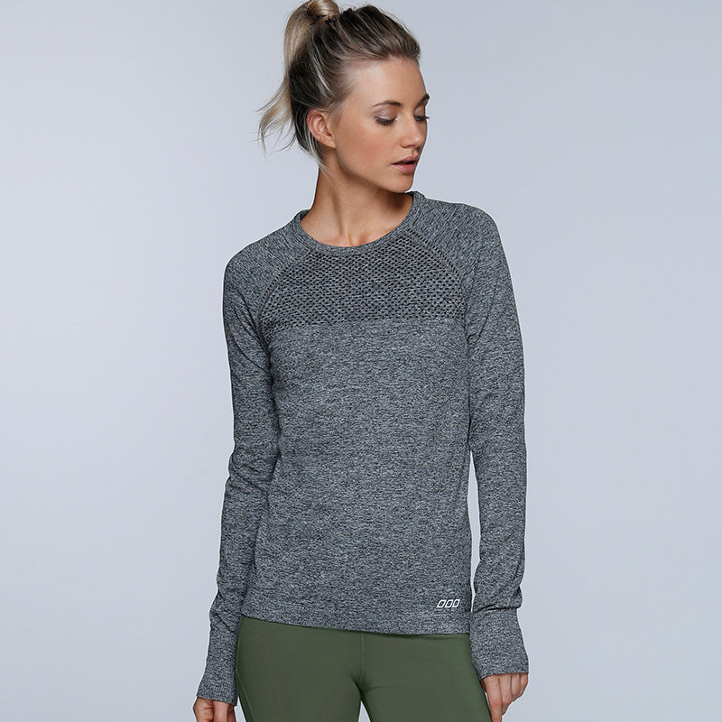 Freedom Seamless L/Slv Top