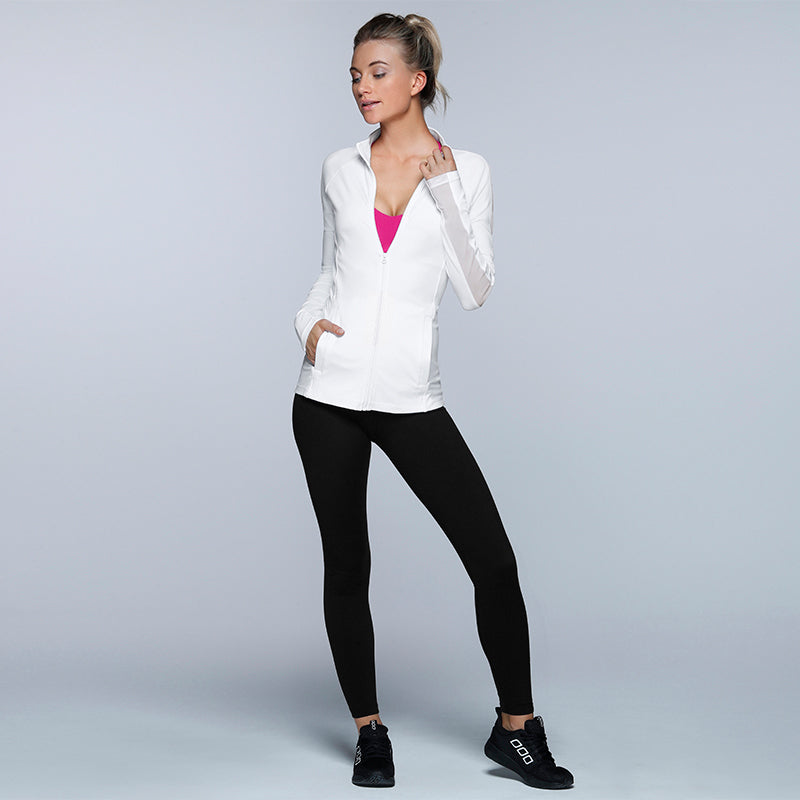 Fit and Fierce Zip Through