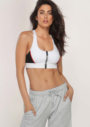 Moto Cross Sports Bra