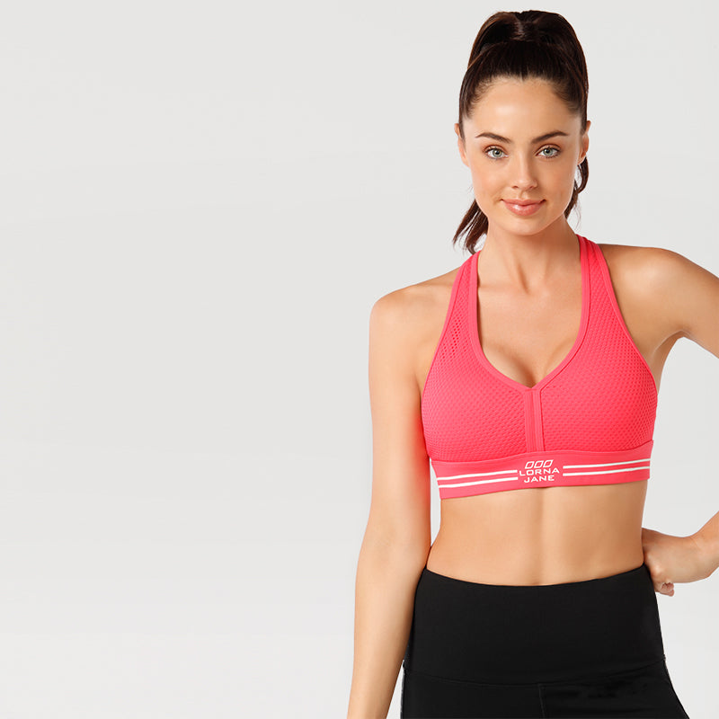 Knocked Out Sports Bra