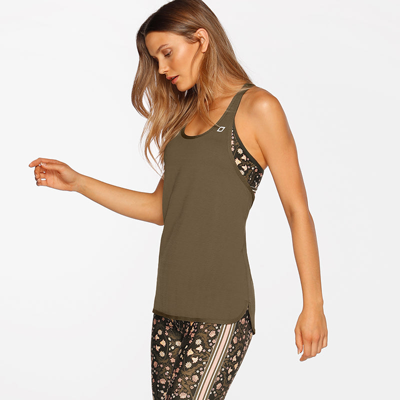QUICK PACE ACTIVE TANK