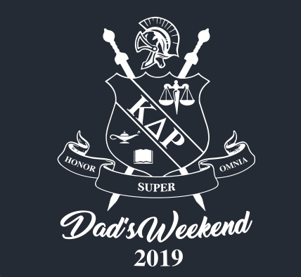 Kappa Delta Rho Dad's Weekend