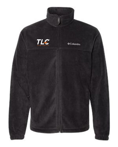 TLC Companies Columbia - Men's Steens Mountain™ Full Zip 2.0 - Black