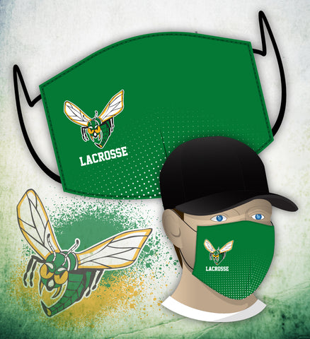 Edina Lacrosse Face Mask