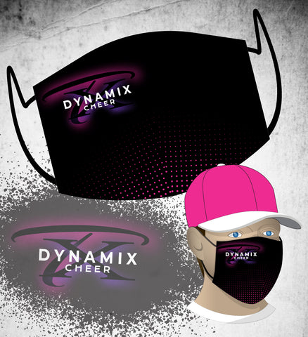 Texas Dynamix Face Mask