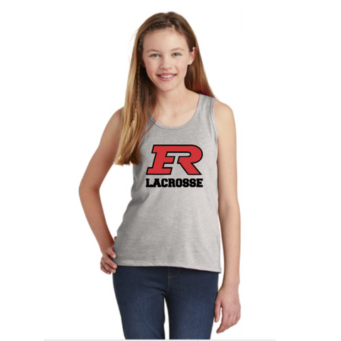 ELK RIVER Lacrosse YOUTH GIRLS TANK TOP