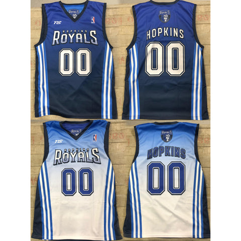 Hopkins Basketball Uniform Reversible Top