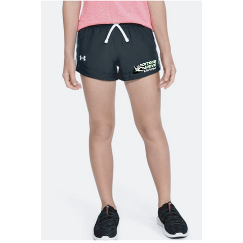 Cottage Grove Lacrosse Youth Under Armour (Sprint Short) Black
