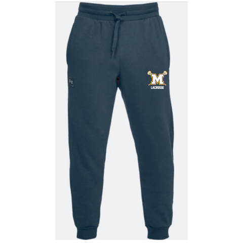 Mahtomedi Lacrosse Men's Under Armour (RIVAL FLEECE JOGGER) Navy