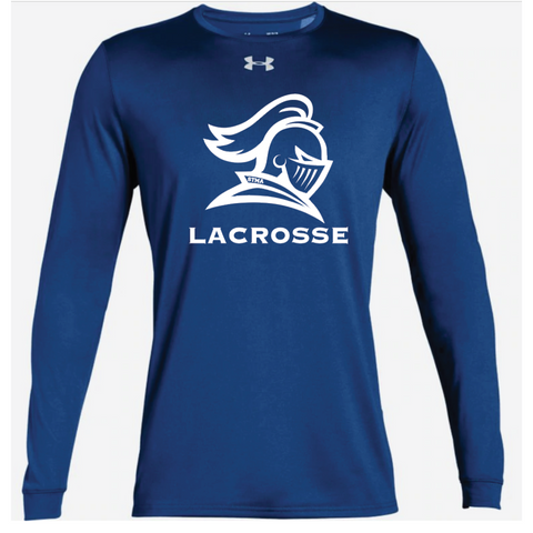 STMA Lacrosse Adult Under Armour (Locker Tee 2.0 LS) Royal