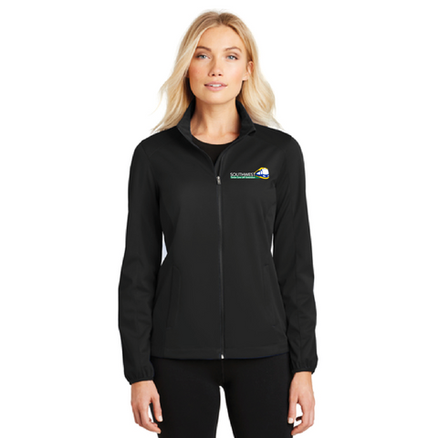 SWLRT Women's Port Authority (Active Soft Shell Jacket)