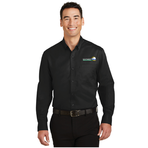 SWLRT Port Authority (SuperPro Twill Shirt)