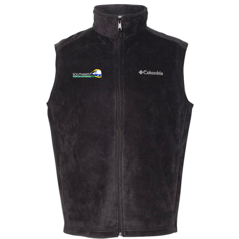 SWLRT Columbia (Steens Mountain Fleece Vest) Black