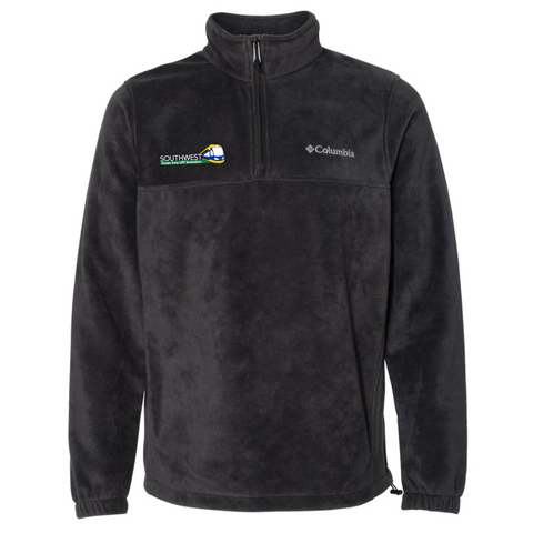 SWLRT Columbia (Steens Mountain Fleece Quarter-Zip Pullover)