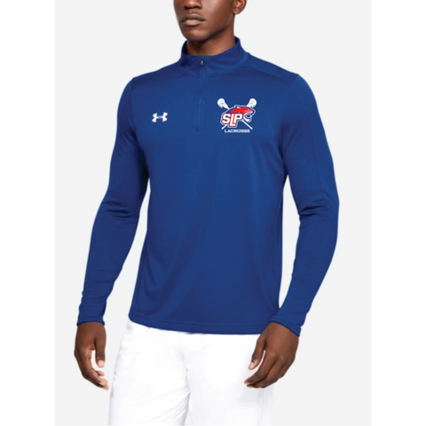 Spring Lake Park Lacrosse Men's Under Armour (Locker 1/4 Zip) - Royal