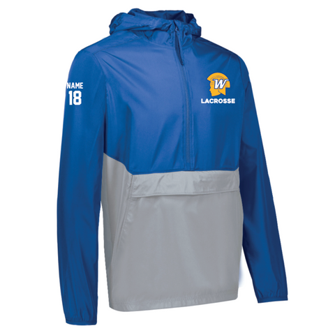 Wayzata Lacrosse Youth Holloway (Pack Pullover) Royal