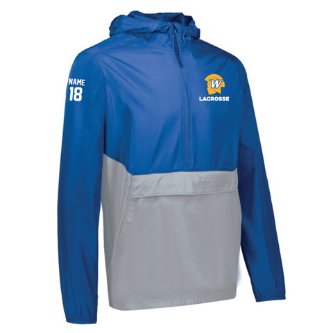Wayzata Lacrosse Holloway (Pack Pullover) Royal