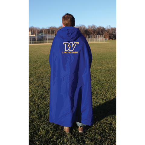 WAYZATA LACROSSE EVERYTHING YOU WANT BLANKET