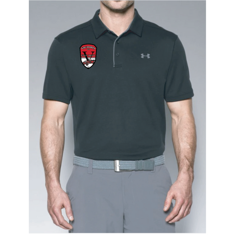 VFD Men's Under Armour (Tech Polo) Black